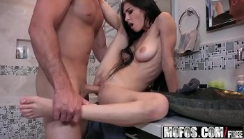 videos getting caught spying on stepmom