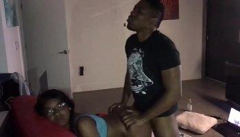 two black gay men having sex